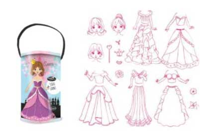 Stampo Mode Prinses 05403