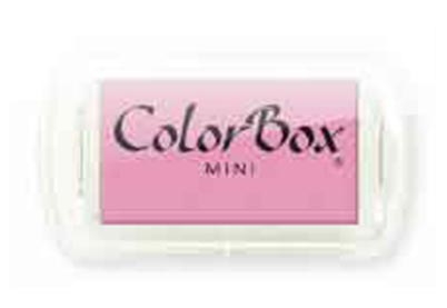 Color Box Mini Roos stempelkussen 17477