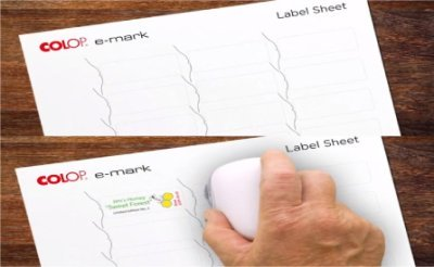 Colop e-mark labels