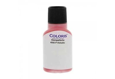 Stempelinkt metallic violet 50 ml, Coloris 4000 P