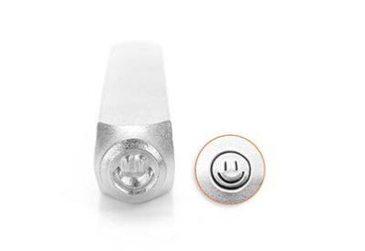 ImpressArt Slagstempel Smiley 6 mm