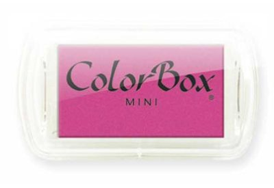 Stempelkussen ColorBox Mini Orchidee