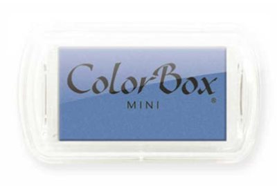 Color Box Mini Hemelsblauw stempelkussen 17338