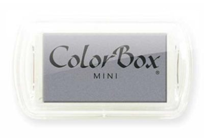 Color Box Mini Zilver stempelkussen 17392