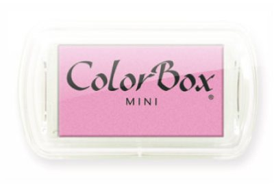 Stempelkussen ColorBox Mini Roos