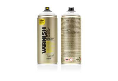 Spuitbus Lakspray Mat 400 ml | Montana Varnish