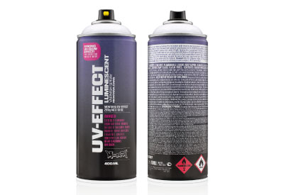 Spuitbus UV-spray 400 ml | Montana